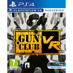 PS4 GUN CLUB VR (VR)
