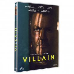 VILLAIN (VILLANO) (DVD)