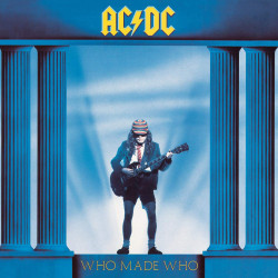AC/DC - WHO MADE WHO - LP...