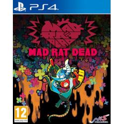 PS4 MAD RAT DEAD
