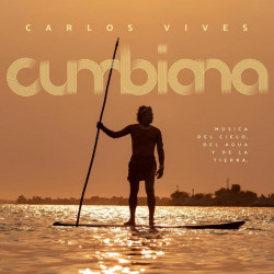 CARLOS VIVES - CUMBIANA (CD)
