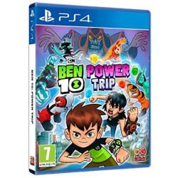 PS4 BEN 10: POWER TRIP!