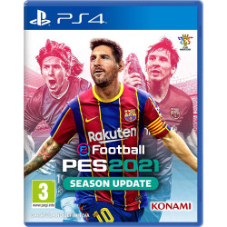 PS4 EFOOTBALL PES 2021...