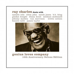 RAY CHARLES – GENIUS LOVES...