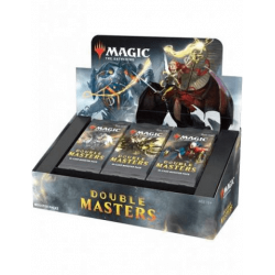 MAGIC DOUBLE MASTERS SOBRES