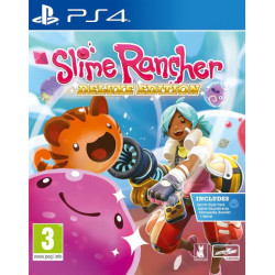 PS4 SLIME RANCHER DELUXE...