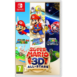 SW SUPER MARIO 3D ALL-STARS