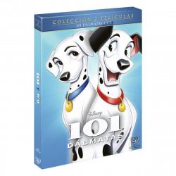 DVD 101 DALMATAS 1+2 (DVD)
