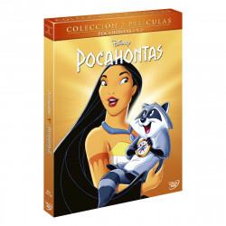 POCAHONTAS 1+2 (DVD)