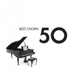 CHOPIN - 50 BEST CHOPIN (3 CD)