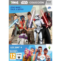 PC LOS SIMS 4 + STAR WARS...