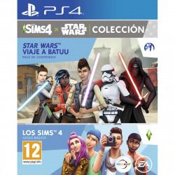 PS4 LOS SIMS 4 + STAR WARS...