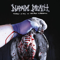 NAPALM DEATH - THROES OF...