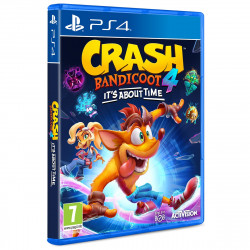 PS4 CRASH BANDICOOT 4: IT'S...