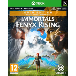 XONE IMMORTALS FENYX RISING...