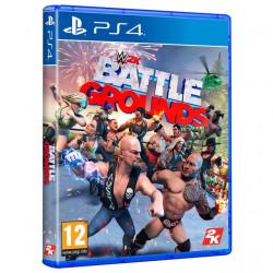 PS4 WWE 2K BATTLEGROUNDS