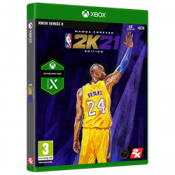 NBA 2K21 EDICIÓN MAMBA...