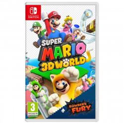 SW SUPER MARIO 3D WORLD +...