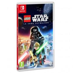 SW LEGO STAR WARS: LA SAGA...