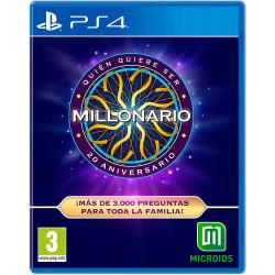 PS4 ¿QUIEN QUIERE SER...