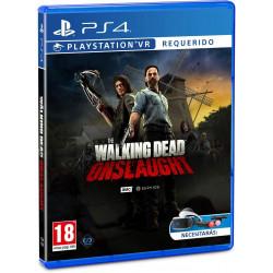PS4 THE WALKING DEAD...