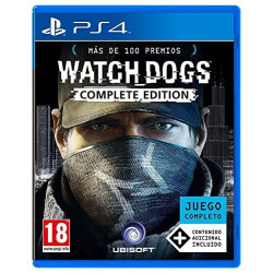 PS4 WATCH DOGS COMPLETE...