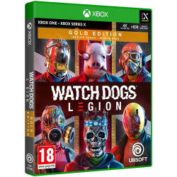 XONE WATCH DOGS LEGION -...