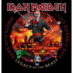 IRON MAIDEN - NIGHTS OF THE...