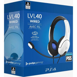 PS4 AURICULARES LVL40...