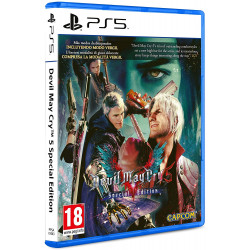 PS5 DEVIL MAY CRY 5 SPECIAL...