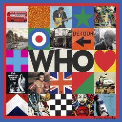 THE WHO - LIVE AT KINGSTON...