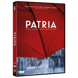PATRIA (DVD) MINISERIE