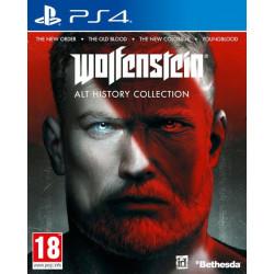 PS4 WOLFENSTEIN ALT HISTORY...