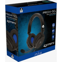PS4 AURICULARES PRO4-50S...