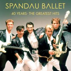 SPANDAU BALLET -  40...