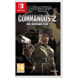 SW COMMANDOS 2 HD REMASTER