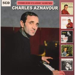 CHARLES AZNAVOUR - TIMELESS...