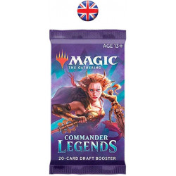 MAGIC COMMANDER LEGENDS...