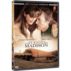 LOS PUENTES DE MADISON (DVD)