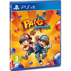 PS4 PANG ADVENTURES BUSTER...