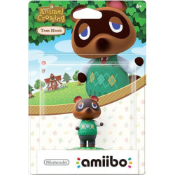 AMIIBO FIGURA TOM NOOK