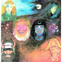 KING CRIMSON - IN THE WAKE...
