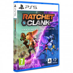 PS5 RATCHET & CLANK: UNA...