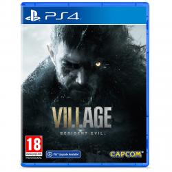 PS4 RESIDENT EVIL VILLAGE