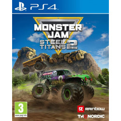 PS4 MONSTER JAM STEEL TITANS 2