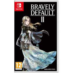 SW BRAVELY DEFAULT II