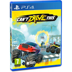 PS4 CAN´T DRIVE THIS