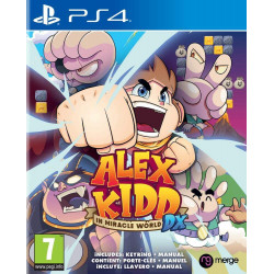 PS4 ALEX KIDD IN MIRACLE...