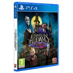 PS4 LA FAMILIA ADDAMS: CAOS...
