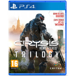 PS4 CRYSIS REMASTERED TRILOGY
